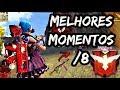 MELHORES MITAGENS E JOGADAS NO FREE FIRE 2019 [HIGHLIGHT] #8 GARU -Cover WAG2.Polo -BEST SMG's MP40