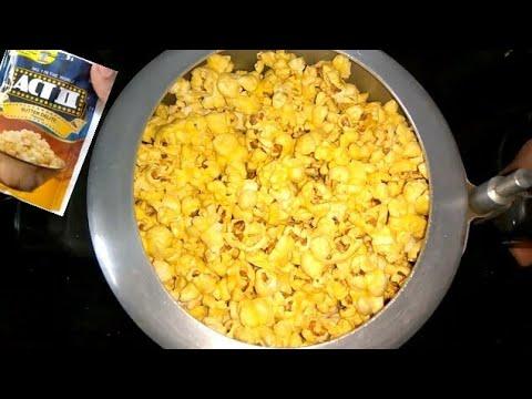 act 2 popcorn in pressure cooker homemade act ii popcorn in cooker popcorn in 3 min