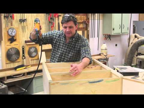 How to avoid blowouts with a Nail / Brad Gun by Jon Peters