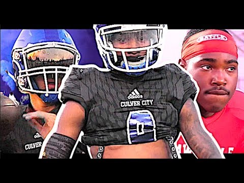 Last Play *THRILLER * Culver City vs Lawndale 🔥🔥 Action Packed Highlight Mix