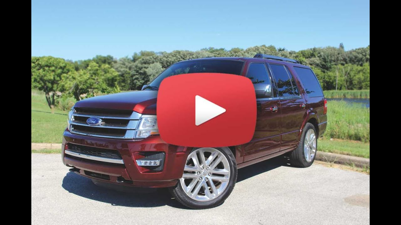 2015 ford expedition review 2015 ford expedition king ranch test drive chicago news youtube. Black Bedroom Furniture Sets. Home Design Ideas