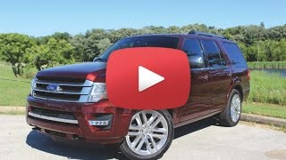 2015 Ford Expedition Review | 2015 Ford Expedition King Ranch Test Drive | Chicago News
