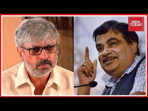 Padmavati Row : Nitin Gadkari Warns Sanjay Leela Bhansali Of Curtailing Freedom Of Expression