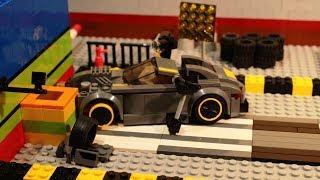 Lego Cars: Crash Test  / Лего Автомобили: Краш Тест