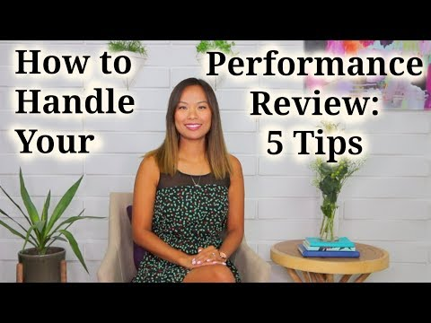 Performance Review Tips