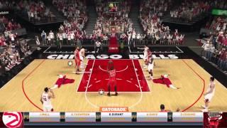 My biggest comeback in NBA2k15