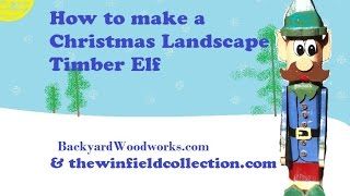 How To Make Your Own Christmas Elf