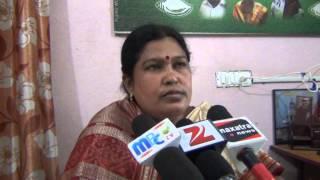 Bargarh - textile & handloom minister Snehangini Chhuria on allegation of misbehave on her.