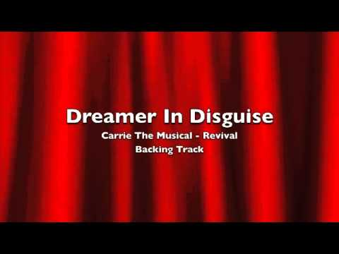 Dreamer In Disguise - Backing Track