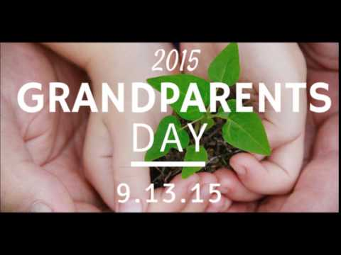 Grandparents Day Sermon 9 3 15   A Grandparent's Unconditional Love