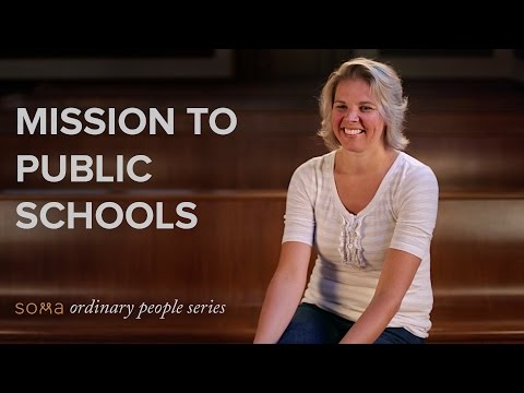 Mission to Public Schools | Ordinary People Series | Soma