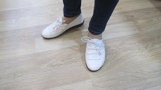 Обувь с алиэкспресс, (обзор посылки).
