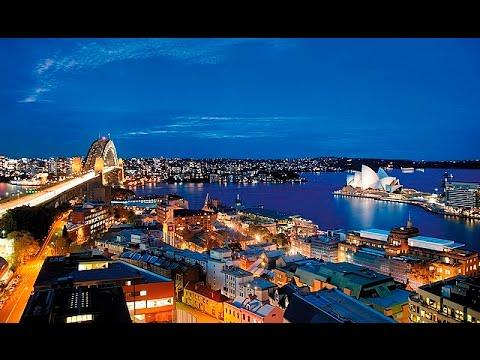 Take In The Splendour Of Sydney Harbour From Shangri-La Sydney