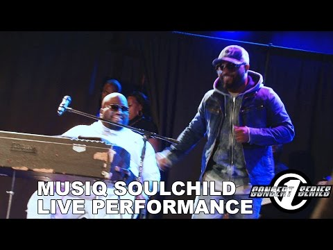 C1 Concert Series Special  A Soulful Christmas ft. Musiq Soulchild