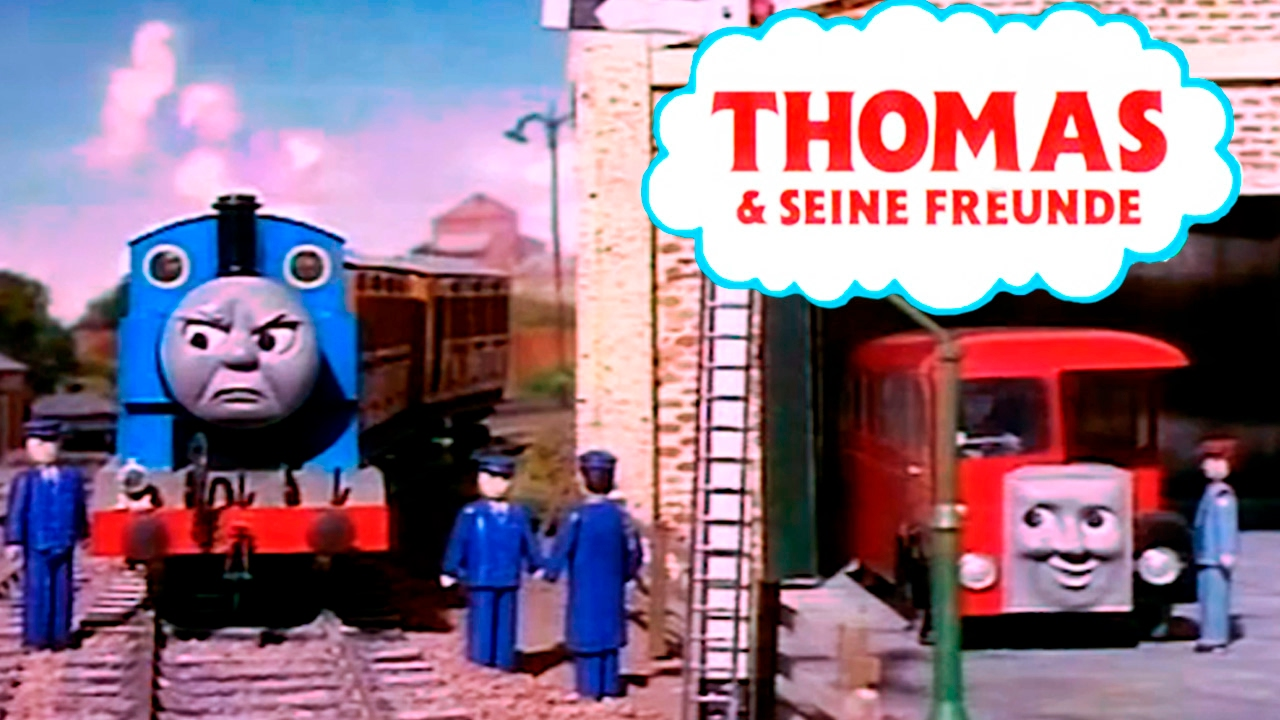 Thomas und seine Freunde  Bertie der Bus  Ganze Folge Deutsch
