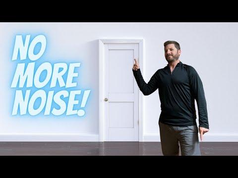 15 Best Ways On How To Soundproof A Door