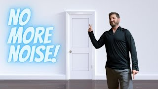 15 Best Ways on How to Soundproof a Door