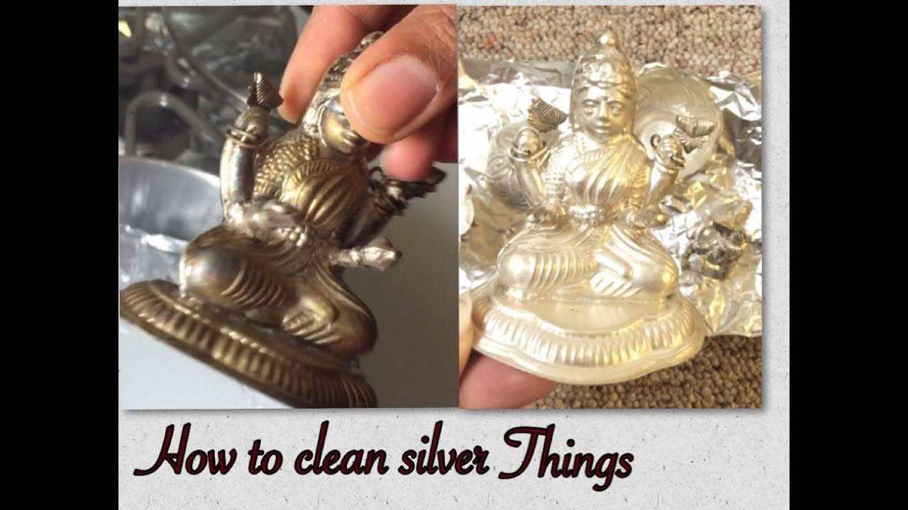 How To Clean Silver Items At Home By Using Aluminium Foil Timesnow Breakingnews Hd