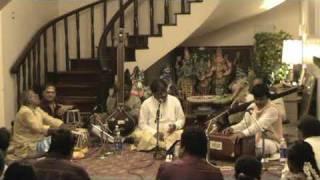 9-10-Vocal Concert- Pt. S. BALLESH & KRISHNA BALLESH  Raag-Yaman Kalyan-(chota-khayal)