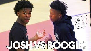 Josh Christopher VS Boogie Ellis! Top 2019 & 2020 Guards Go Head To Head! Mayfair VS Mission Bay