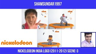 Nickelodeon India Logo (2011-2012) Scene-3