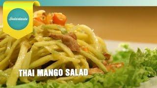 Intertaste - My Thai: Thai Mango Salad