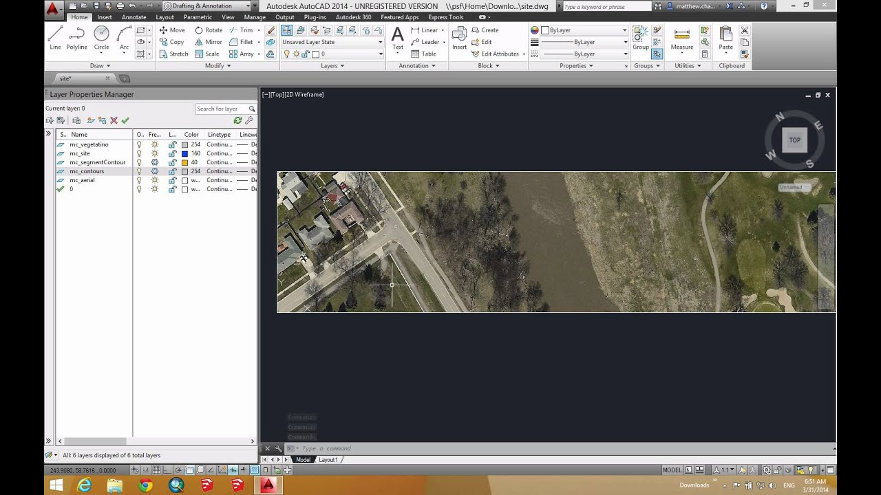 model a topographic transect with sketchup and autocad youtubemodel a topographic transect with sketchup and autocad