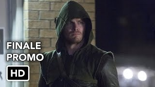 "Arrow 1x23 Extended Promo ""Sacrifice"" (HD) Season Finale"