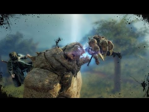 shadow of war how to get a graug in fortress