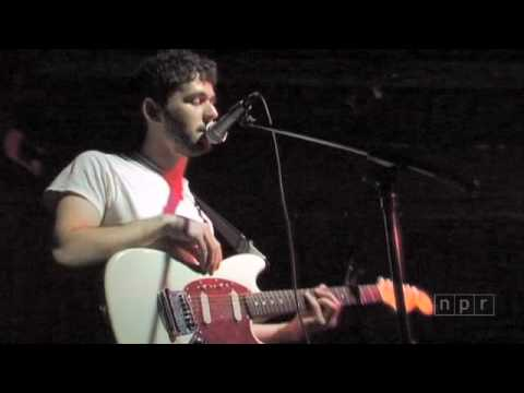 The Antlers   NPR MUSIC LIVE