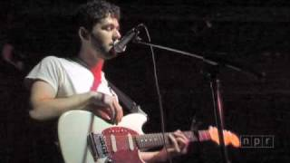 The Antlers | NPR MUSIC LIVE