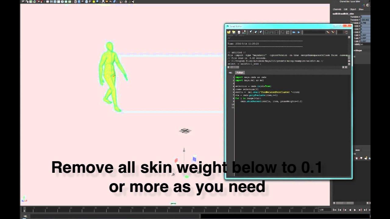 Import 3d Maya Animation into Webgl