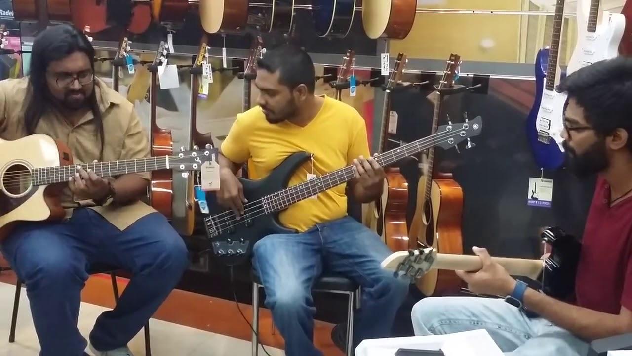 Amazing Jam By Keba Josh Naveen Bruno