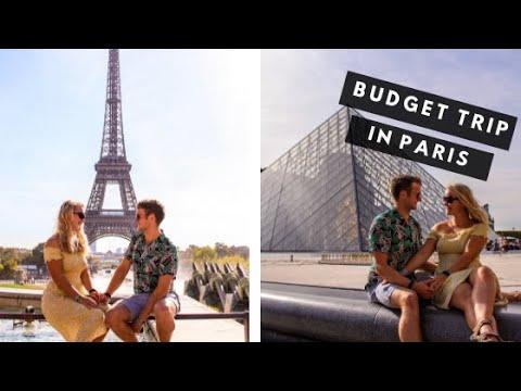 Weekend Trip to Paris | Paris on Under €40/day | highlands2hammocks travel vlog