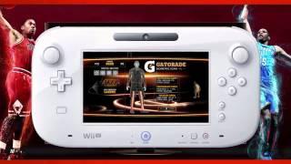 NBA 2K13 | Nintendo Wii U GamePad video!