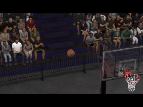 NBA 2K18's Best Block