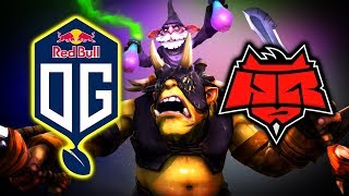 OG.SEED vs HellRaisers - Maincast Winter Brawl - 2020 DOTA 2
