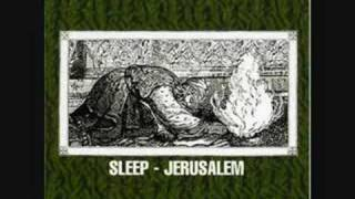 Sleep-  Jerusalem Pt. 2