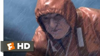 All Is Lost (1/10) Movie CLIP - Knocked Overboard (2013) HD