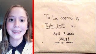 Daughter Dies, Mom Finds Secret Letter And Is Shocked!