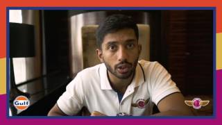 #RahulTripathi |  #GulfGoFarHarBaar Performer Of Match 8