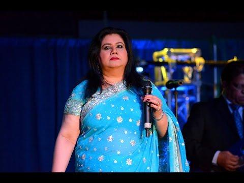 Runa Laila - Bondhu Tin Din | Asian Fair 2015