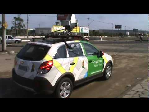 Google Maps em Porto Alegre, Bairro Cristal..