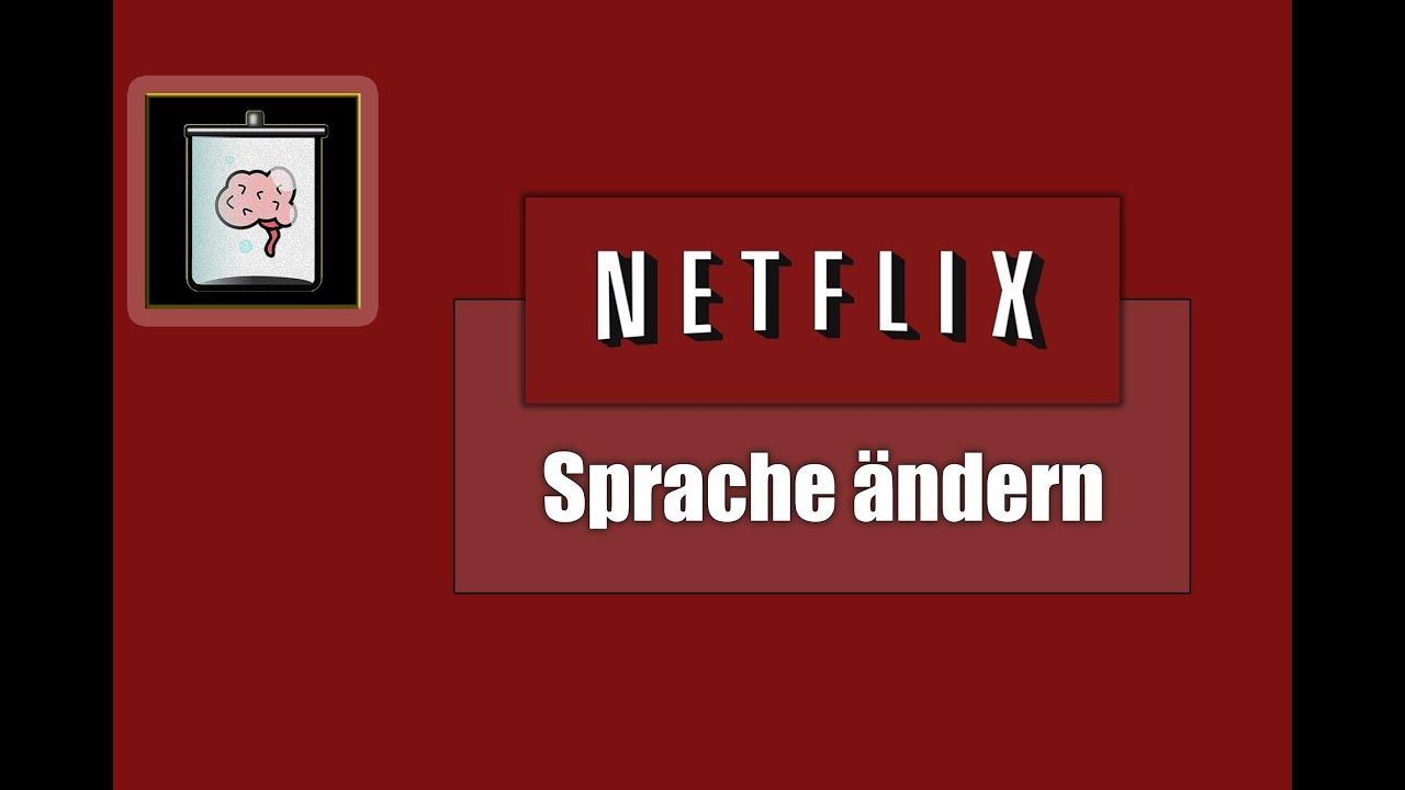 Netflix Bild ändern