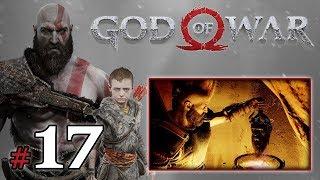 """GOD OF WAR [PS4] (18+) #17 - """"Gadająca głowa"""""""