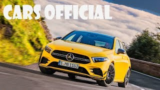 Mercedes-AMG A 35 4MATIC (Official Teaser)