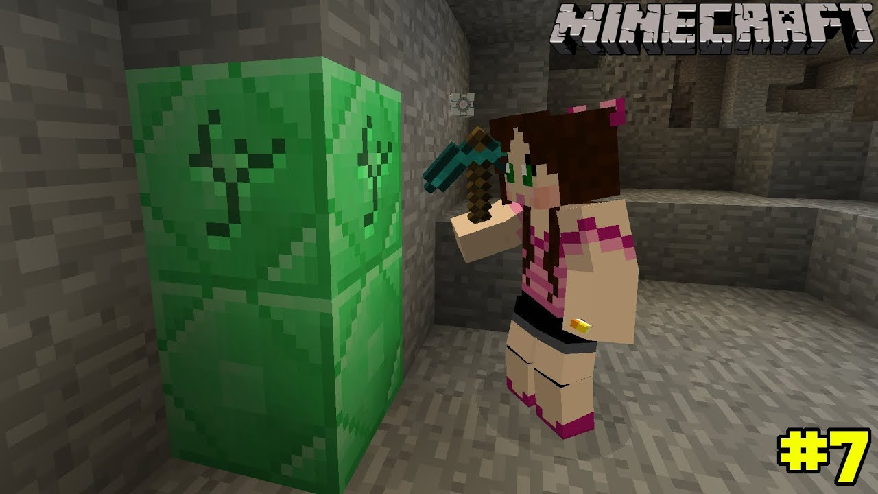 minecraft mining challenge eps6 7 youtube