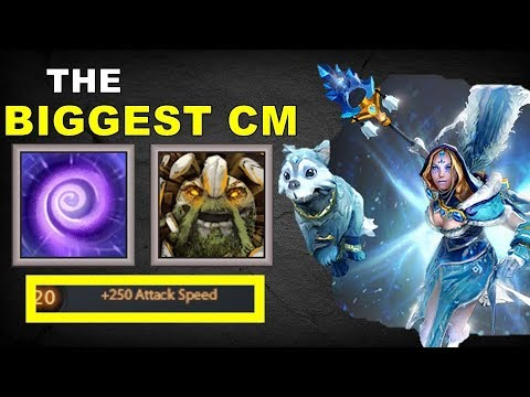 The Biggest Crystal Maiden | Dota 2 Ability Draft thumbnail