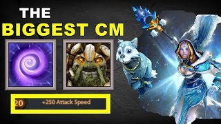 The Biggest Crystal Maiden | Dota 2 Ability Draft