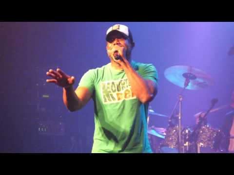 Darius Rucker @Melkweg - When was the last time you did something for the first time